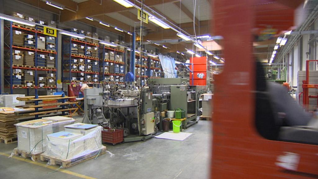 Podniky potřebují rozšiřovat výrobu, ale nemají dost proudu