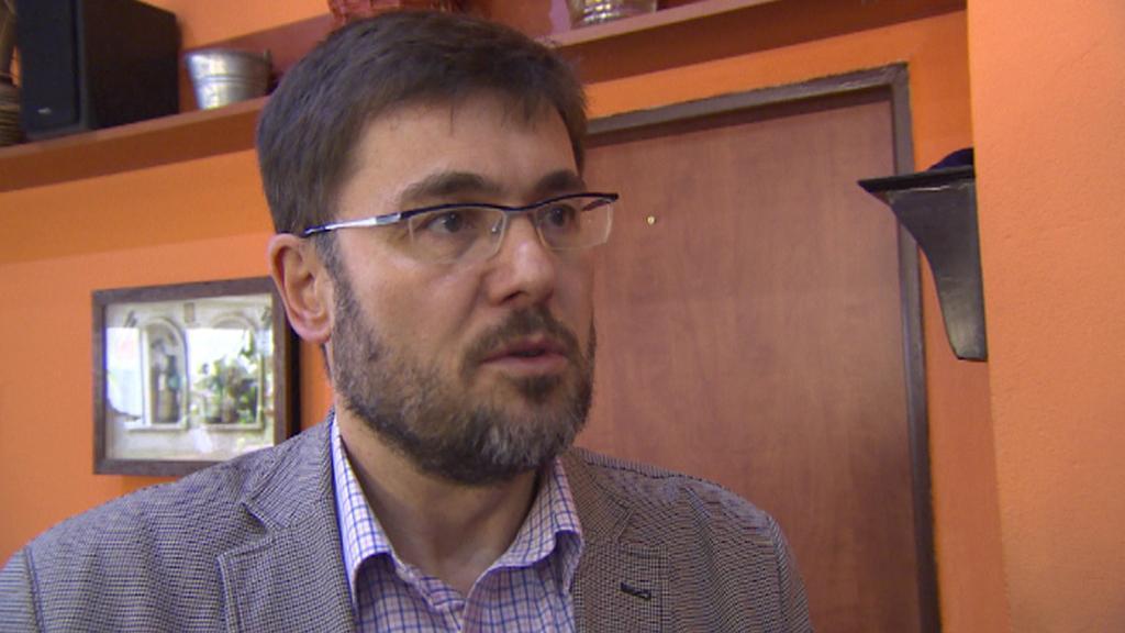 Bývalý starosta Strakonic Pavel Vondrys