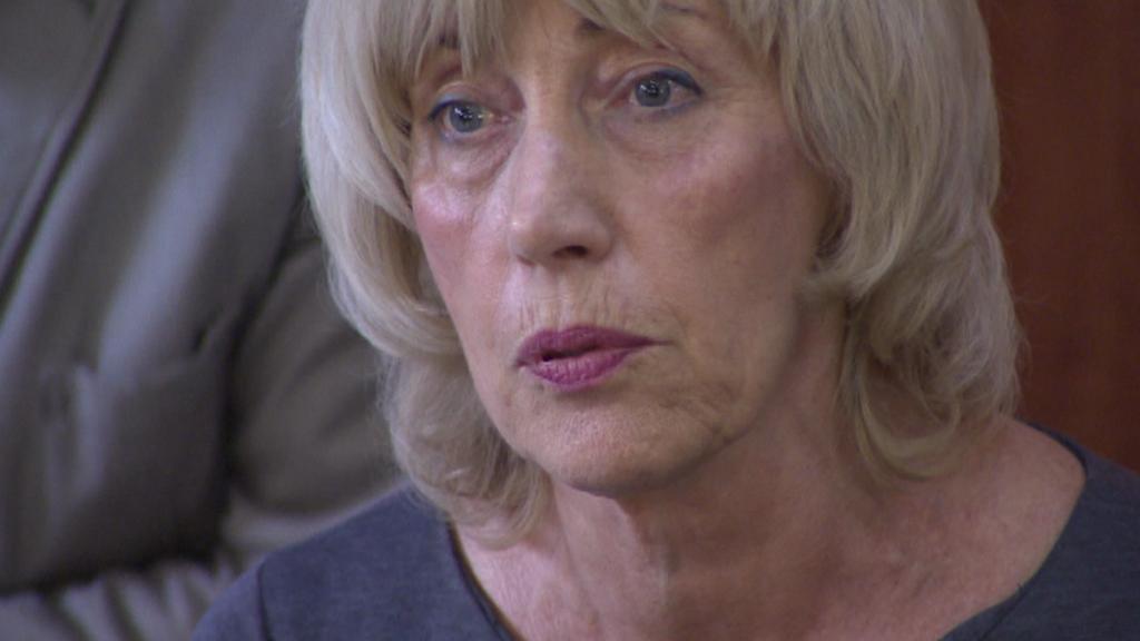 Bývalá ředitelka kulturního střediska Eva Dresslerová