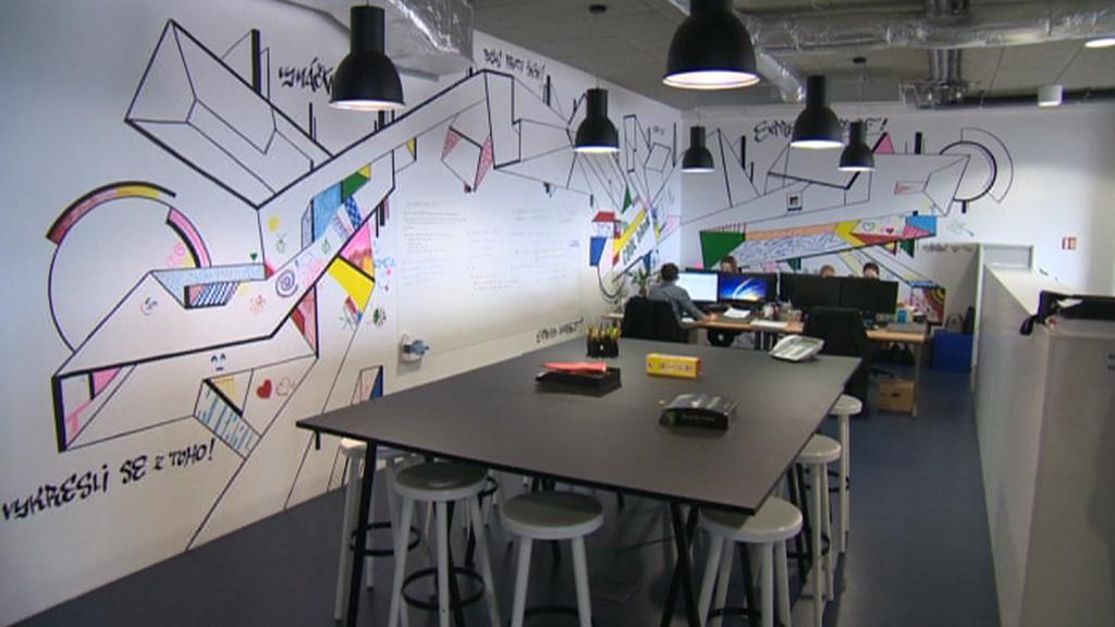 Firmy se snaží zpříjemňovat pracovní prostředí