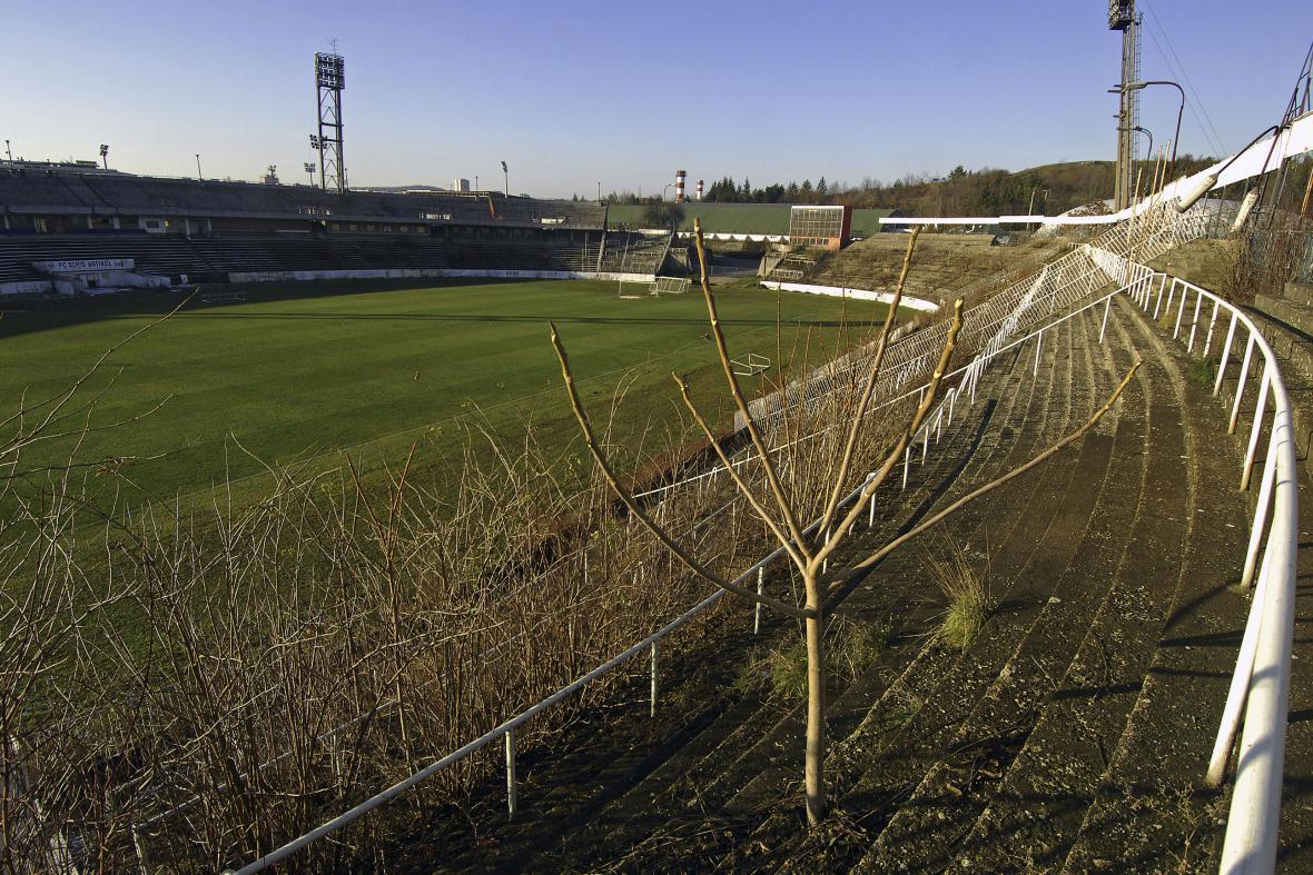 Stadion Za Lužánkami v roce 2007