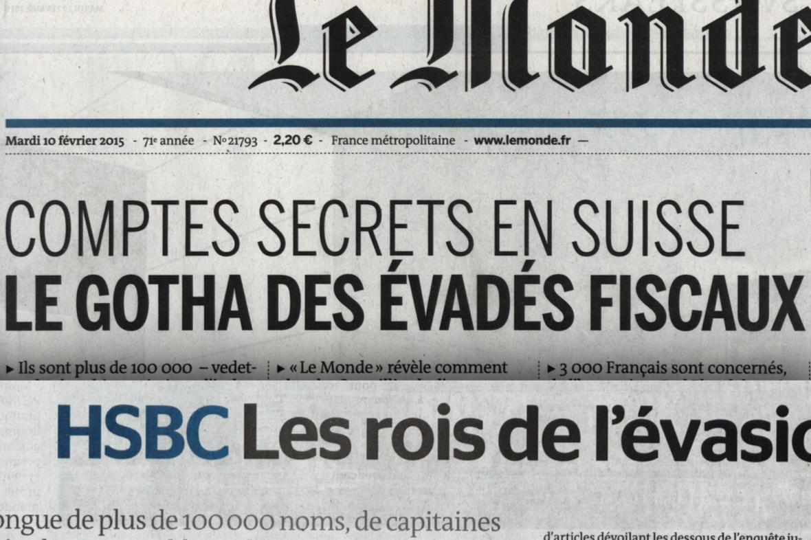 Tiulky z Le Monde