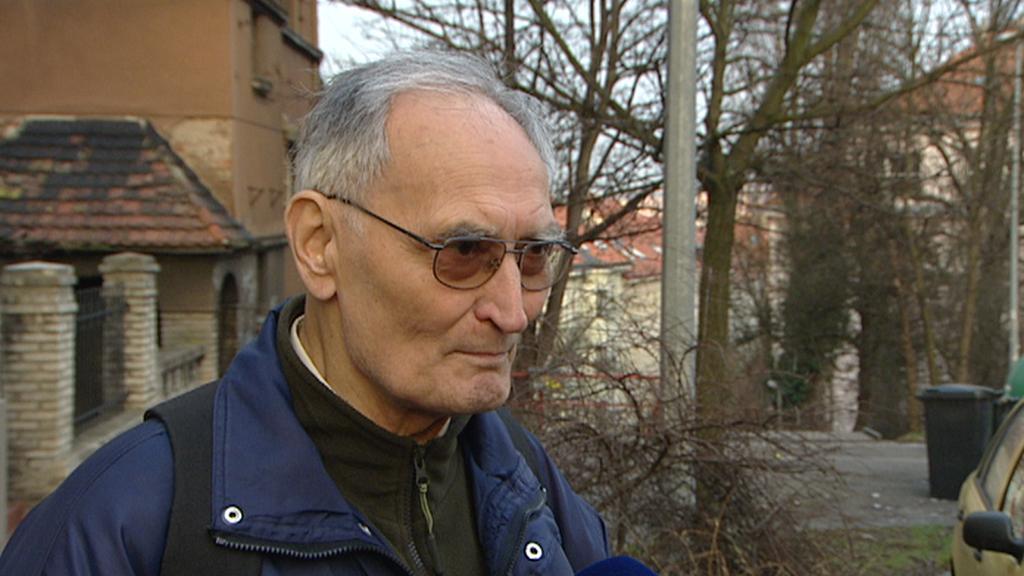 Pamětník Jan Červinka