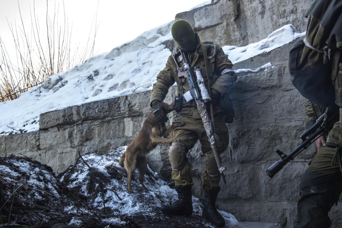 Separatističtí bojovníci