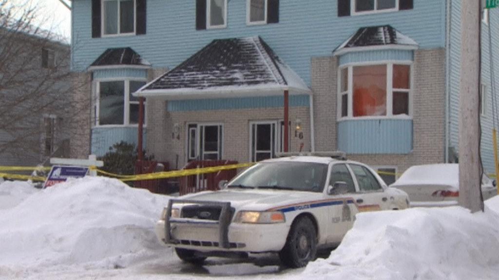 Zásah kanadské policie