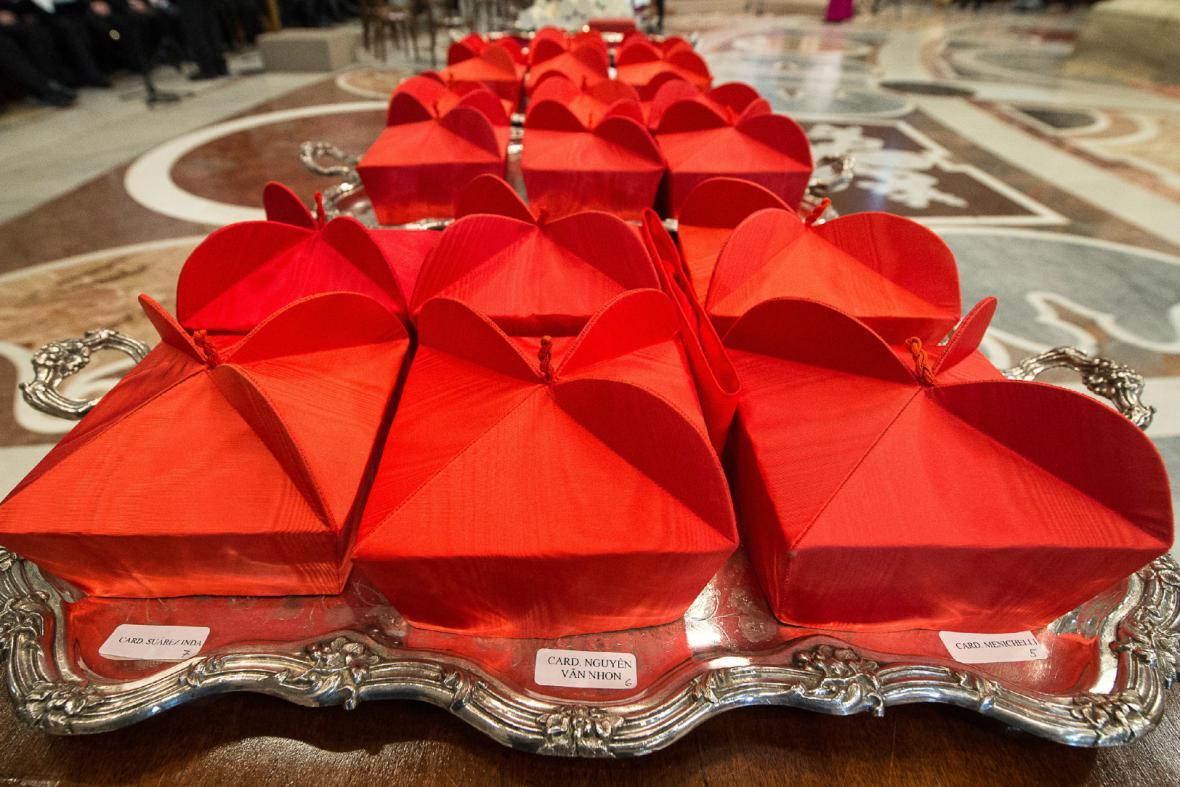 Papež uvedl do úřadu dvacet nových kardinálů
