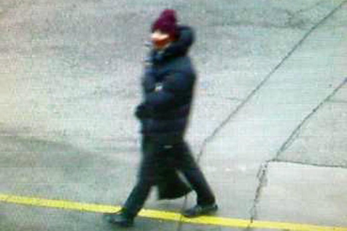 Dánská policie zveřejnila fotografii možného pachatele útoku v Kodani