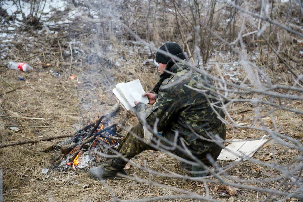 Boje na Ukrajině ustaly