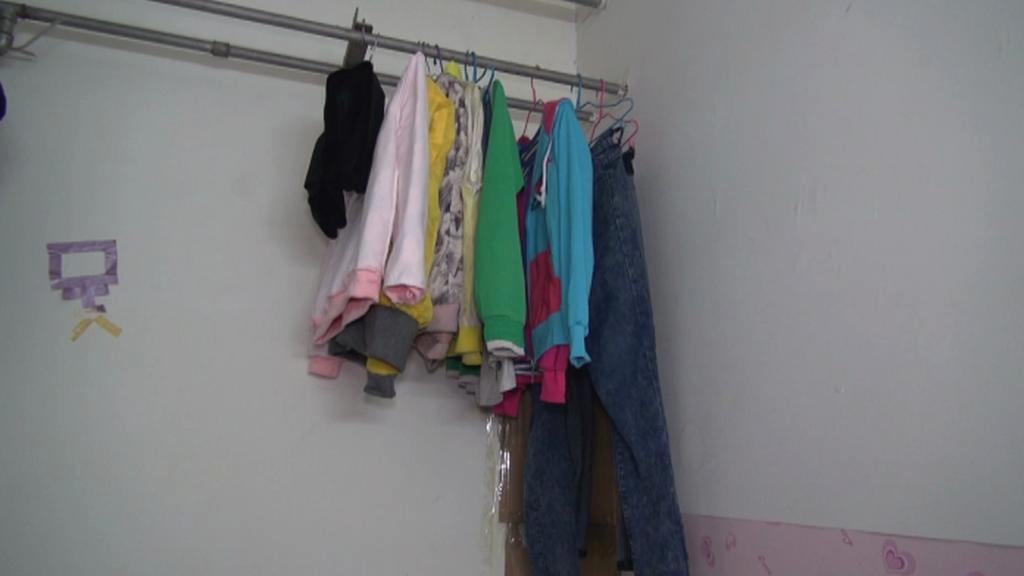 Podzemní byt 18leté Číňanky Jang Tching