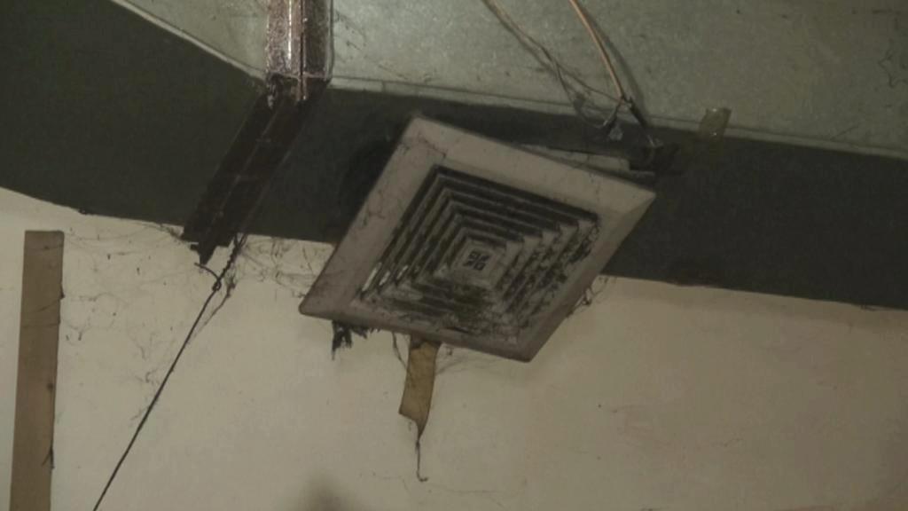 Podzemní byt pana Wung
