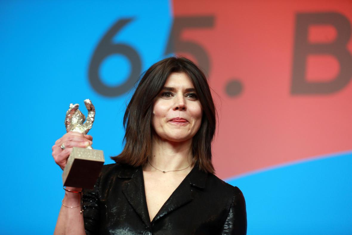 Oceněná polská režisérka Malgorzata Szumowska