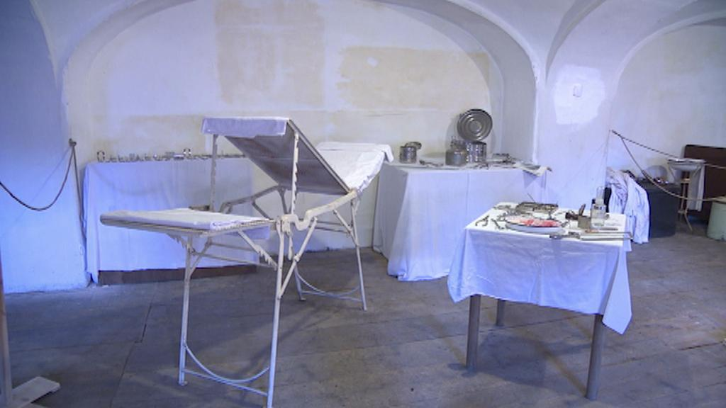 Polní nemocnice v Josefově