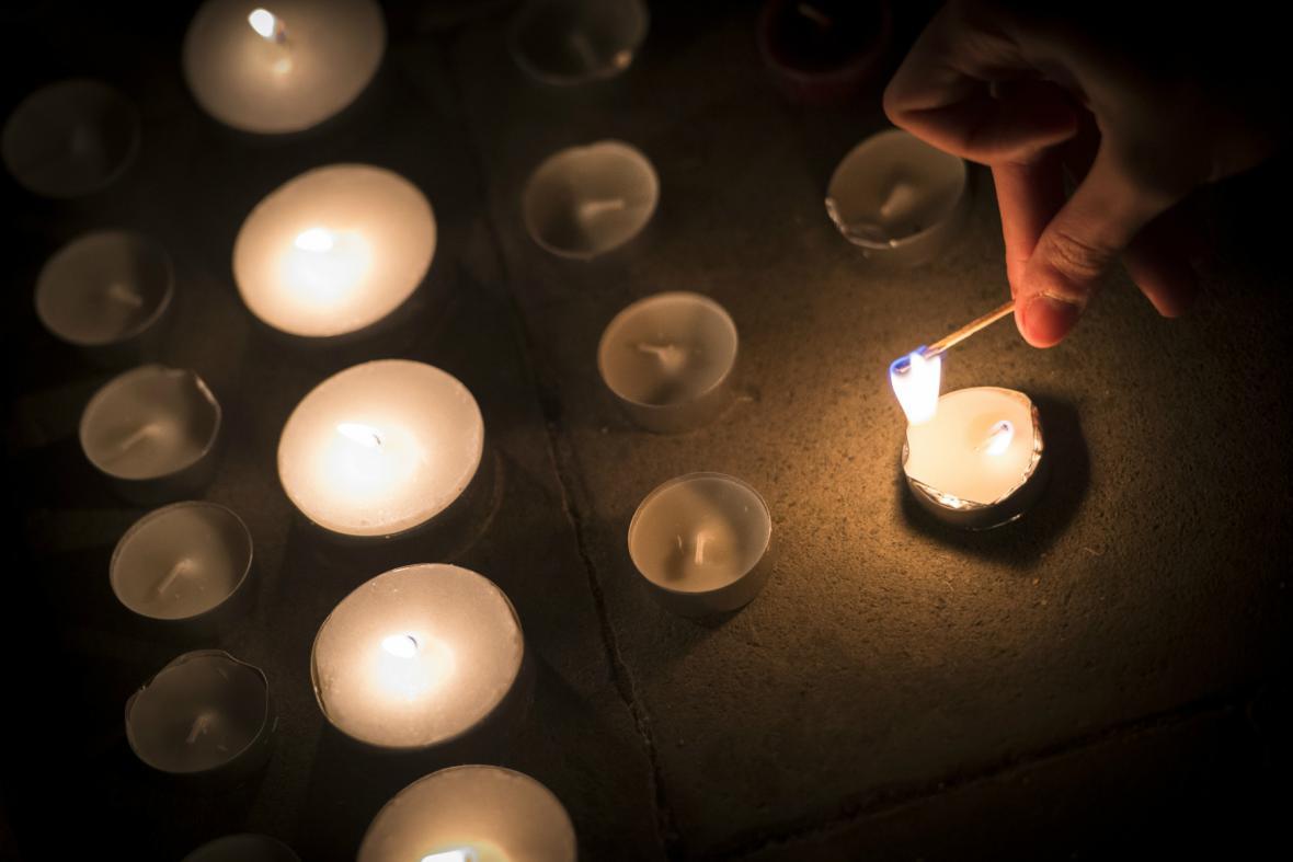 Pieta v Kodani