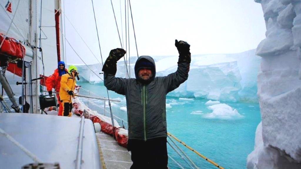 Česko-polská expedice překonala námořní rekord