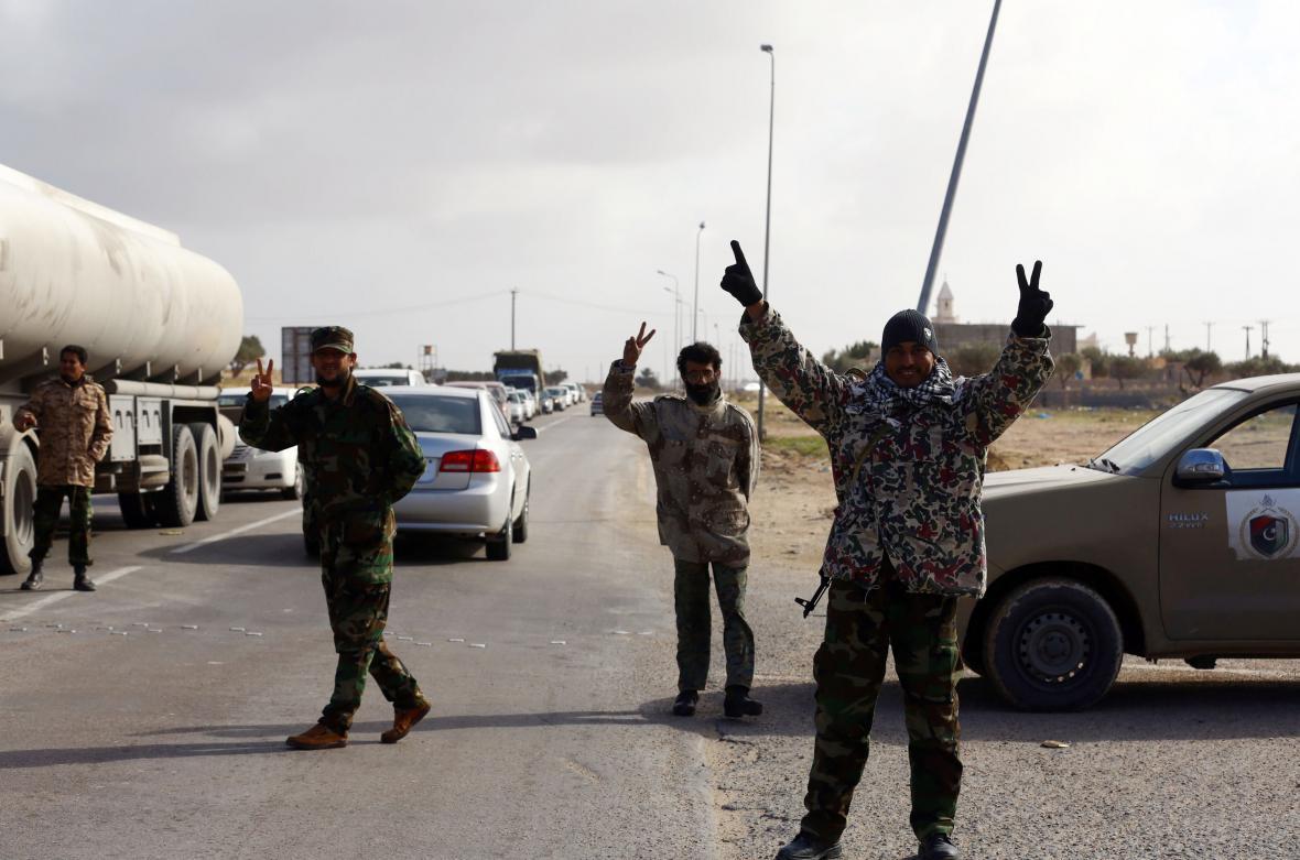 Islamisté v Libyi