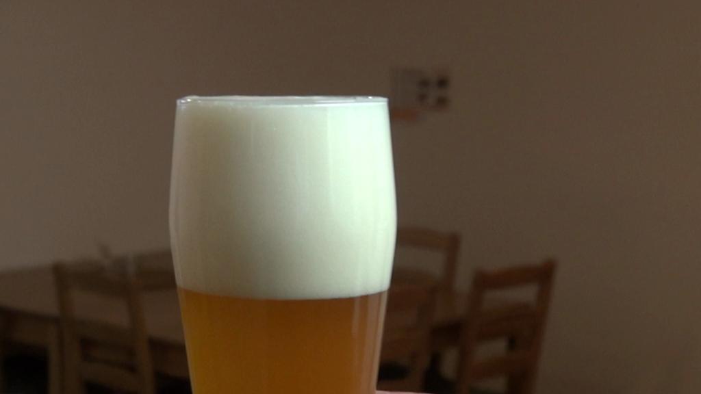 Pivo z minipivovaru