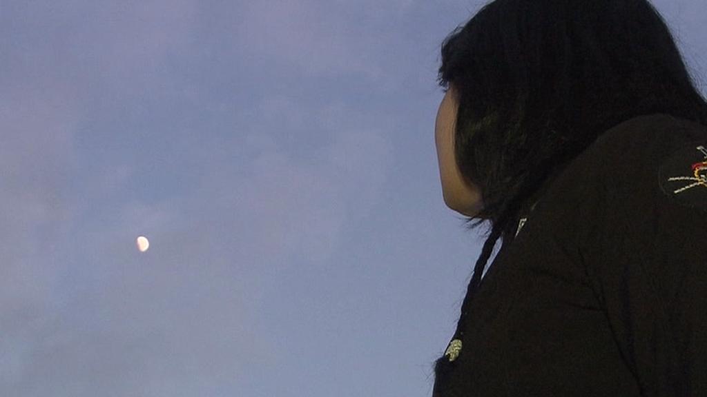Uchazečka o let na Mars Lucie Ferstová