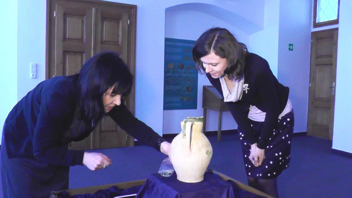 Putovní výstava Boskovický poklad