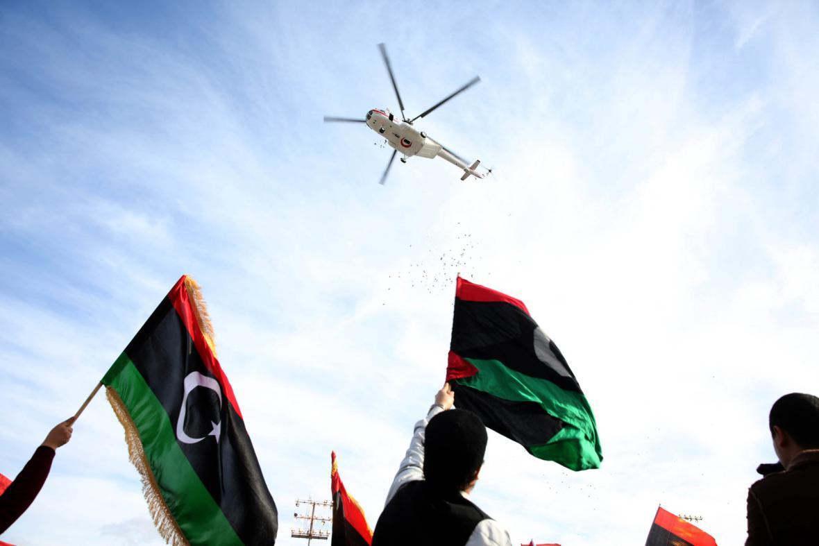 Libye 4 roky od pádu Kaddáfího