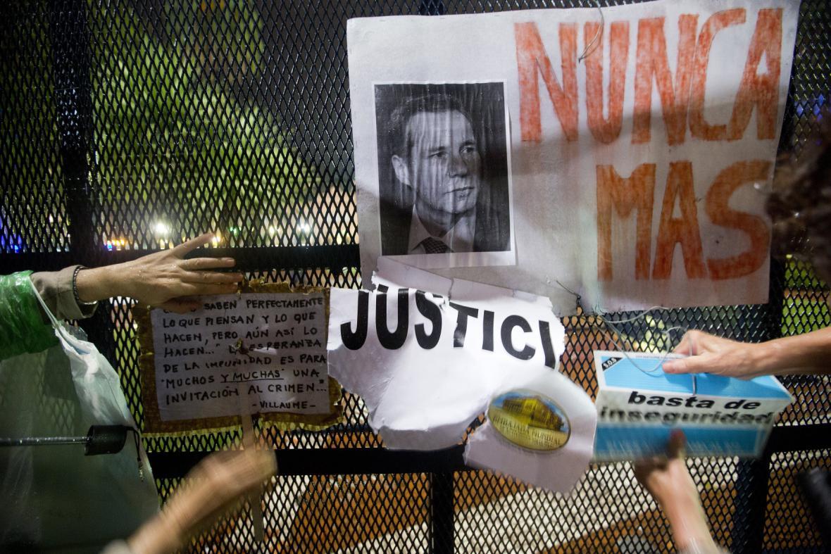 Statisíce Argentinců požadovaly nezávislou justici