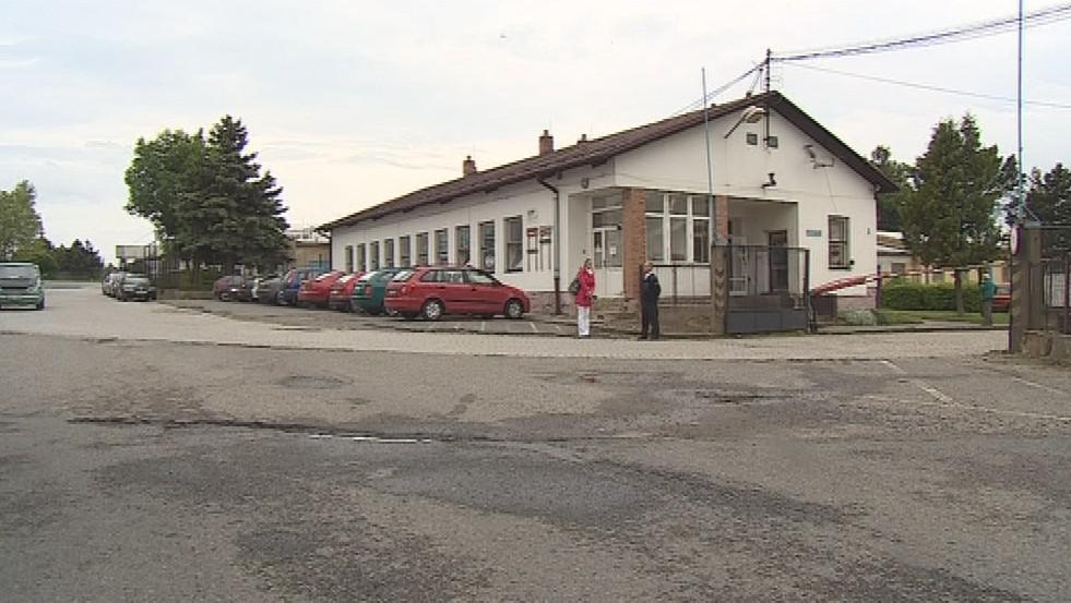 Areál, ve kterém policejní komando Petra Kratochvíla zadrželo