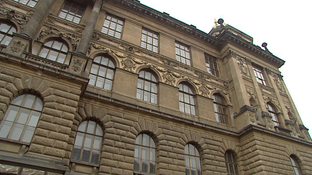 Budova Národního muzea