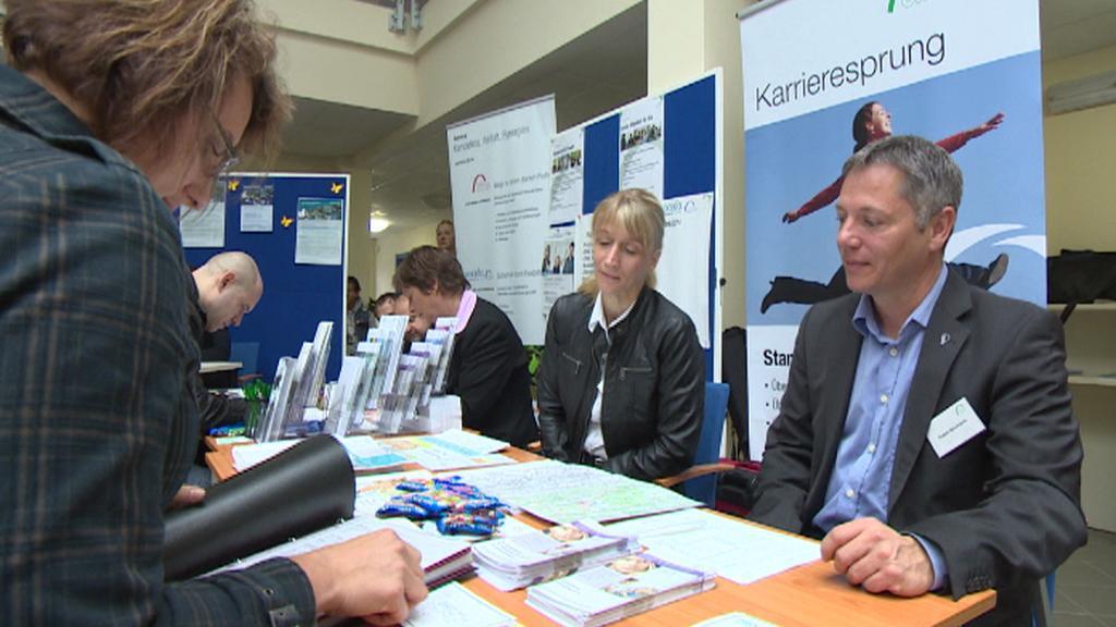 Německé firmy hledají v Čechách nové pracovníky