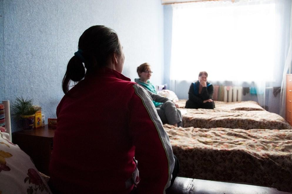 Lékaři bez hranic pomáhají ve Světlogosku