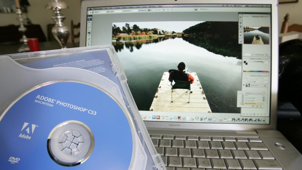 Program Adobe Photoshop