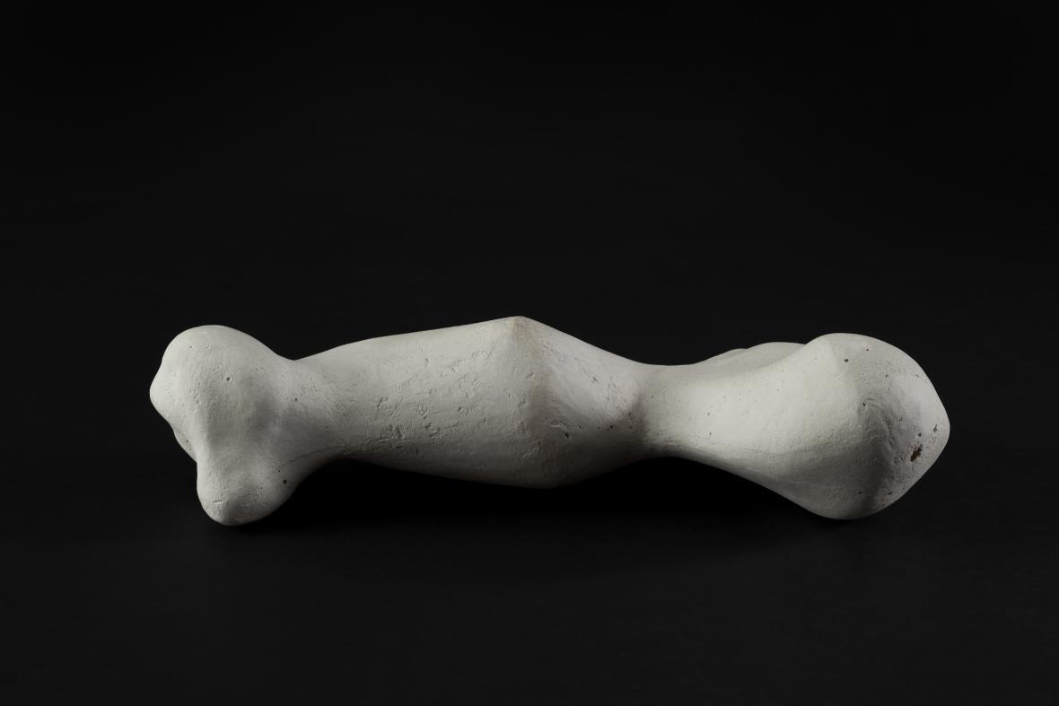 Z expozice Ateliér Sekal: Myšlenka rekonstrukce