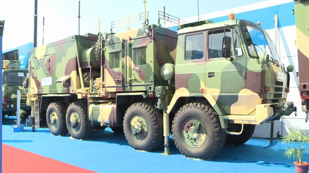 Vozy Tatra ve službách indických jednotek