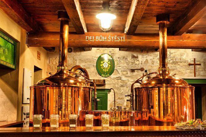 Chrám chmele a piva v Žatci