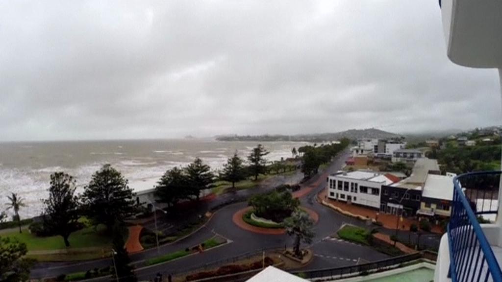 Bouře v Austrálii