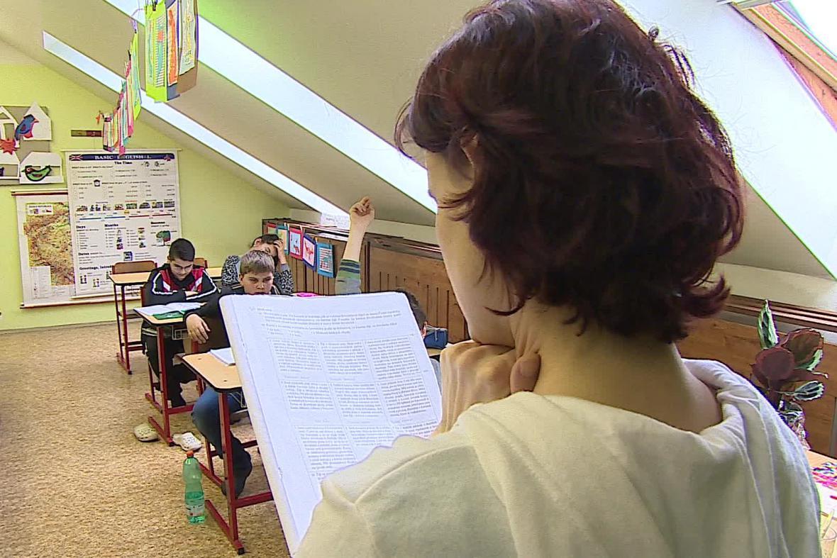 Školu v Horních Heršpicích trápí plíseň