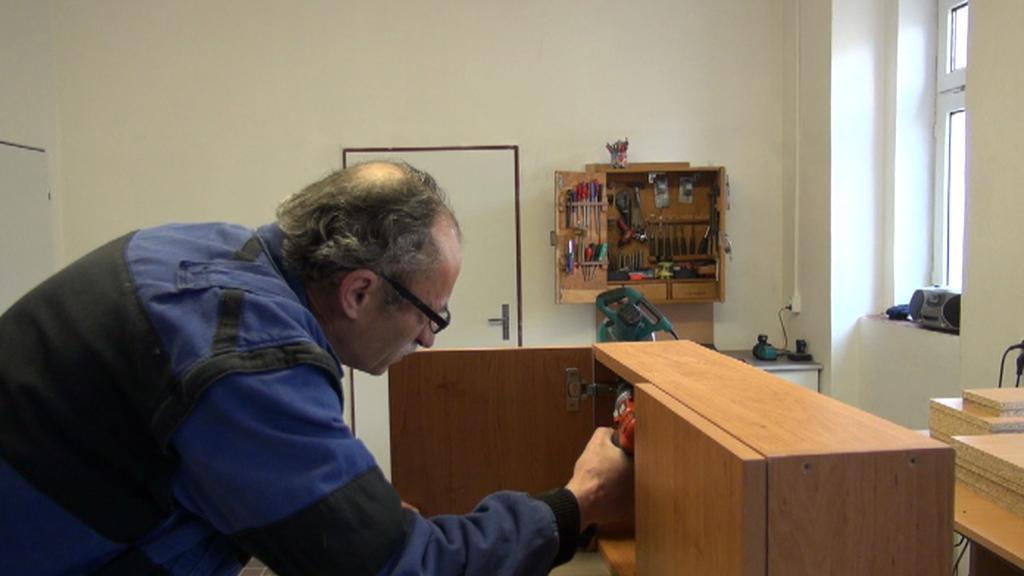 Jan Abrhám už sedmý rok pracuje pro obec