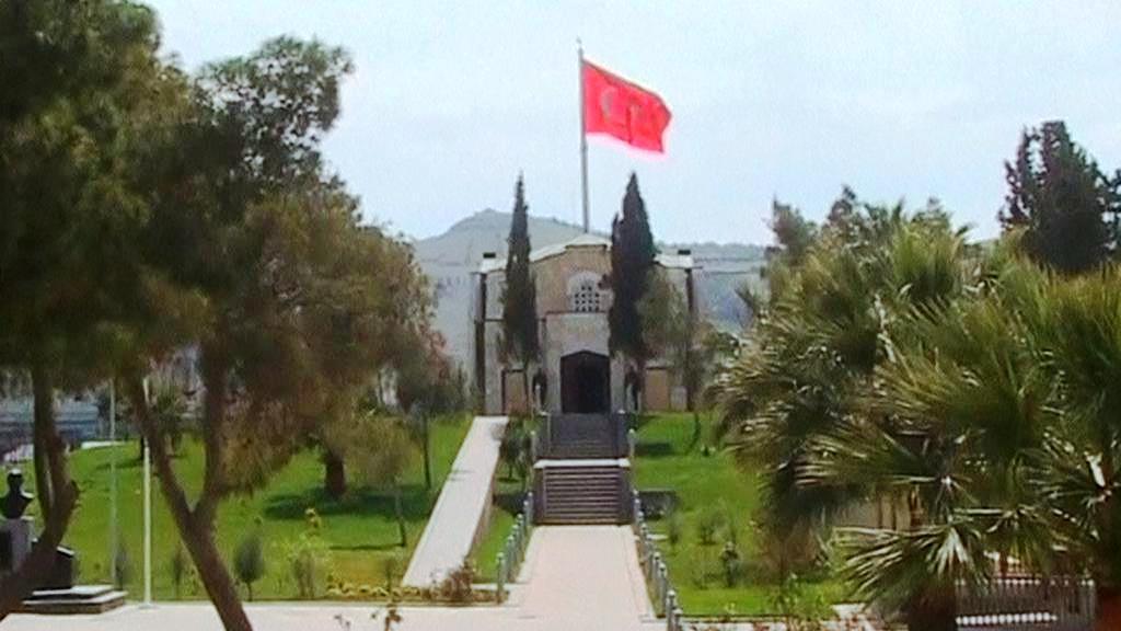 Mauzoleum Süleymana Saha