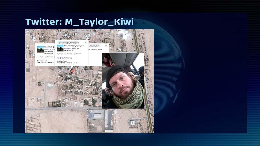 Mark Taylor se na Twitteru prozradil sám