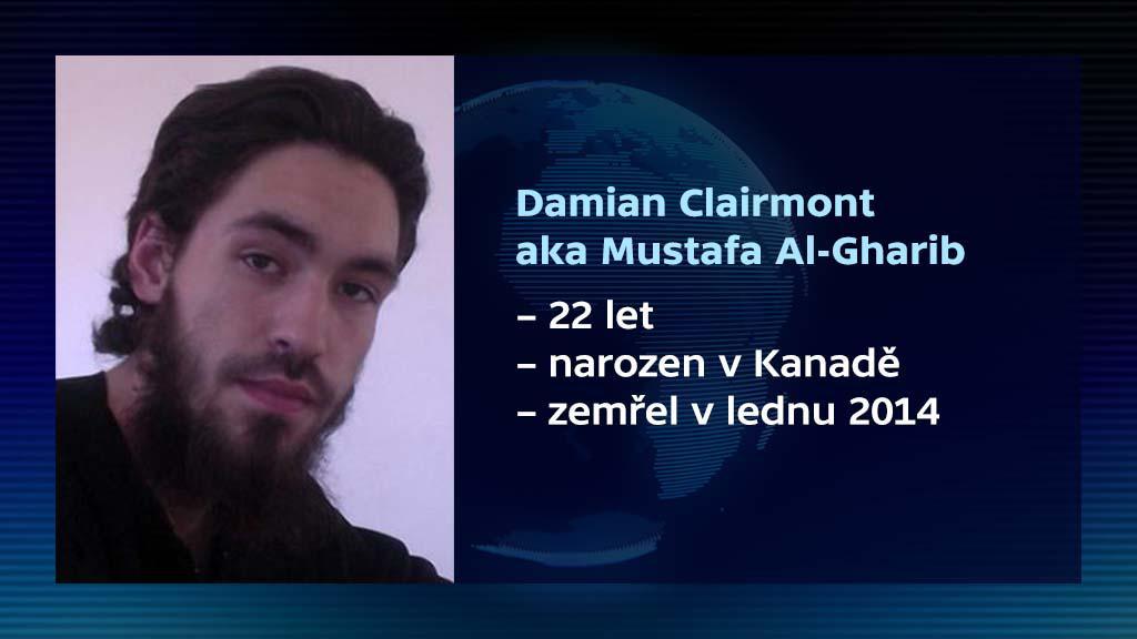 Damian Clairmont