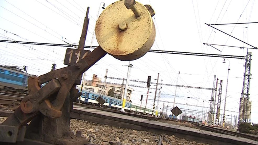 Železniční nádraží v Břeclavi