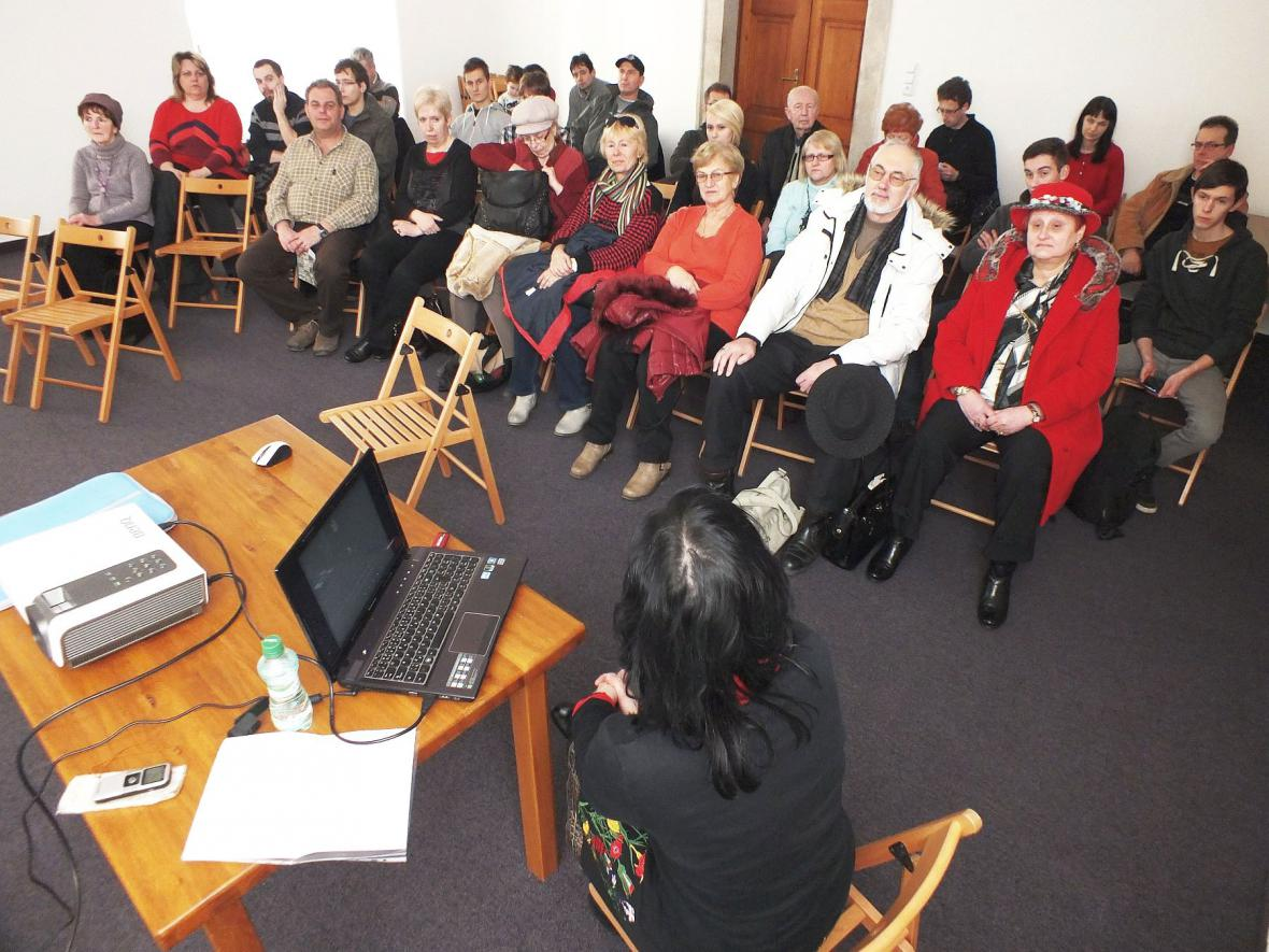 Z přednášky v Boskovicích