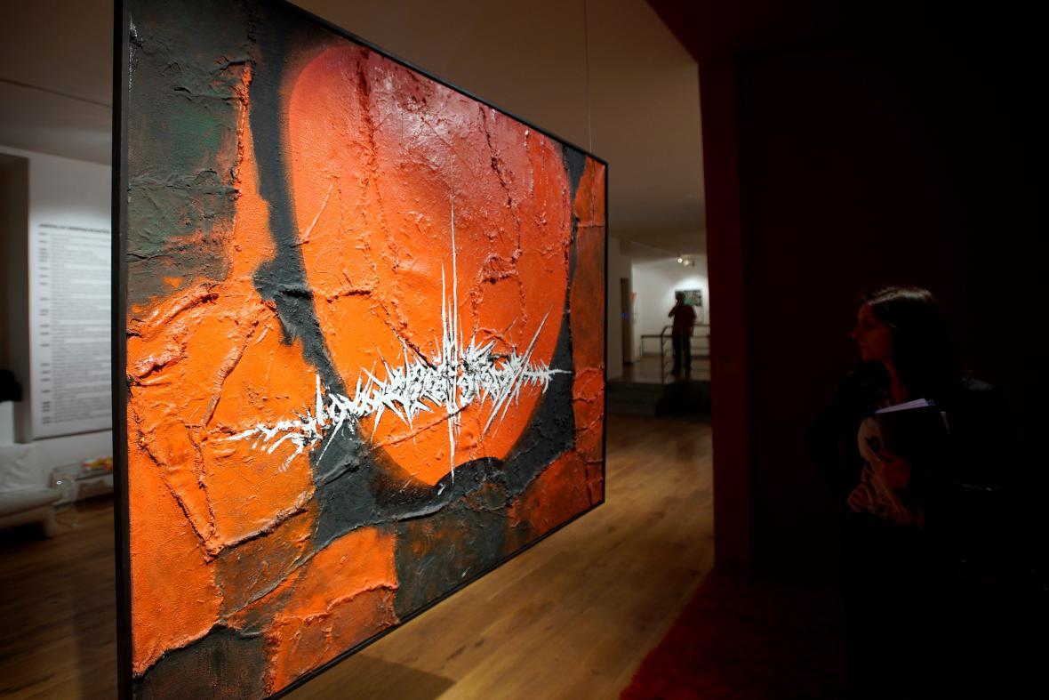 Výstava Mezi uměním a vědou