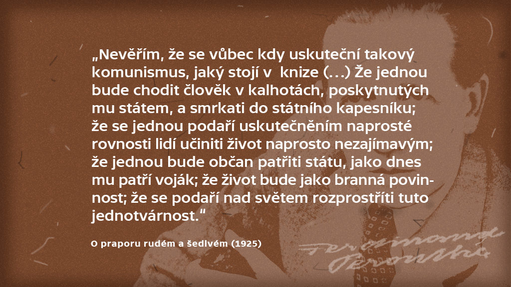 Výrok Ferdinanda Peroutky