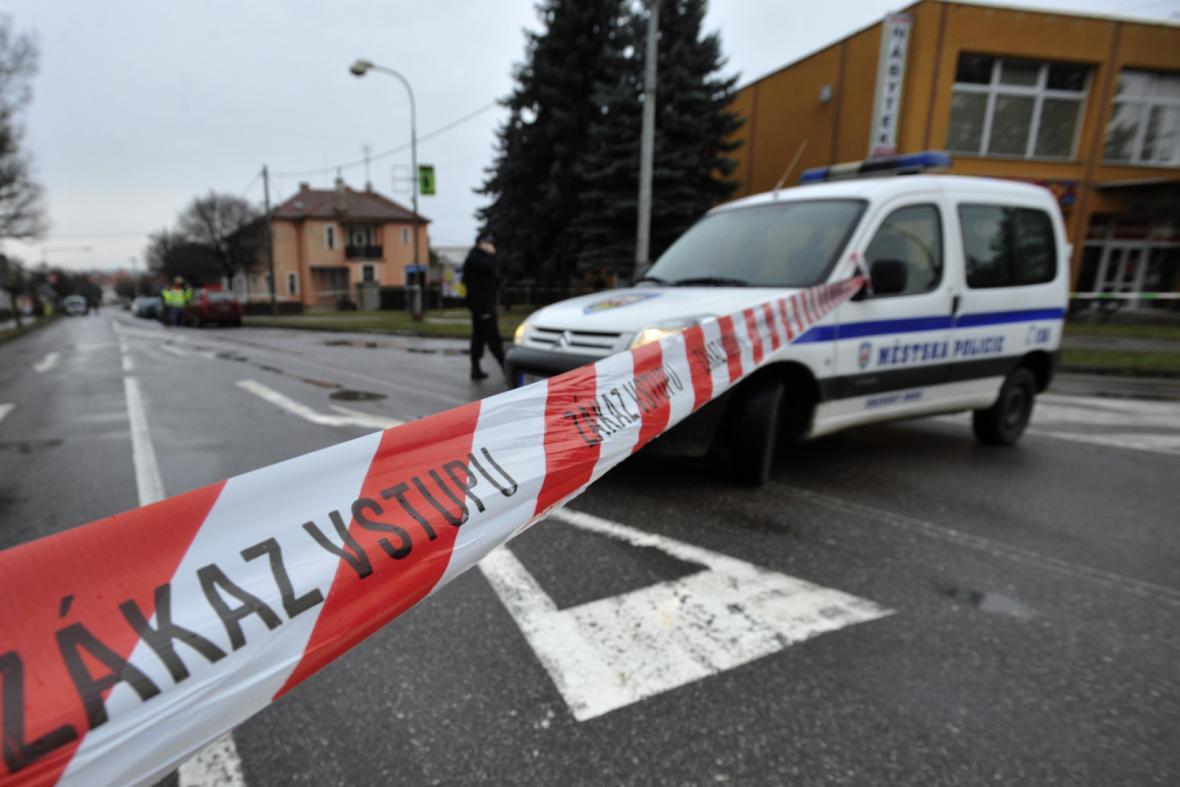 Po střelbě v restauraci v Uherském Brodě je osm mrtvých