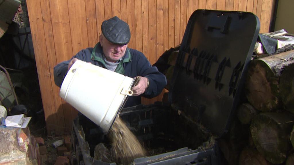 Lidé zatím používají domácí kompostéry