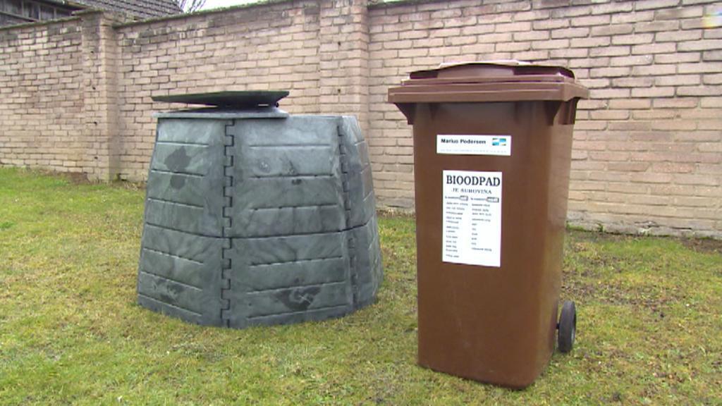 Kompostér a nádoba na bioodpad
