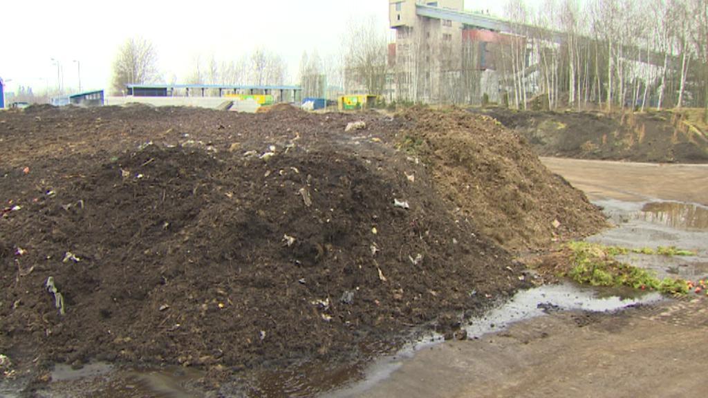 Uskladněný kompost