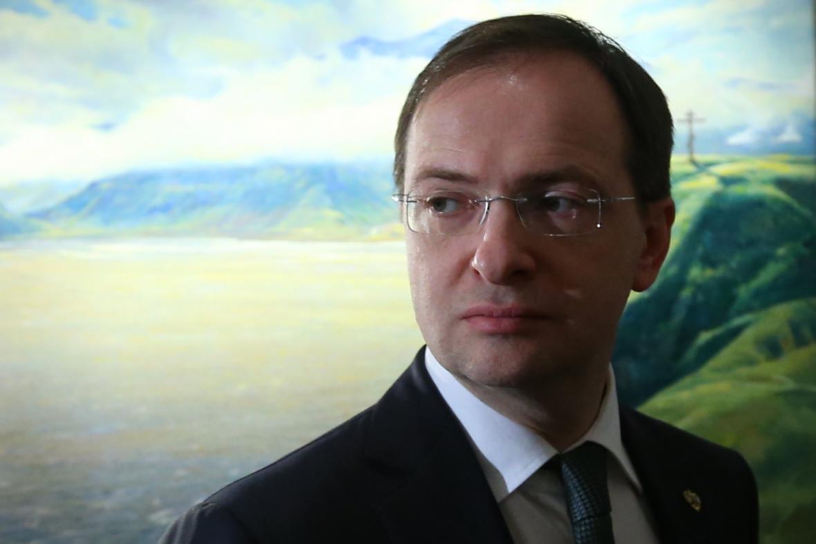 Vladimir Medinskij