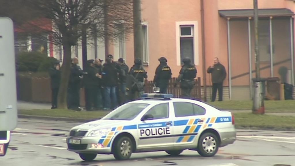 Policejní jednotky v Uherském Brodě