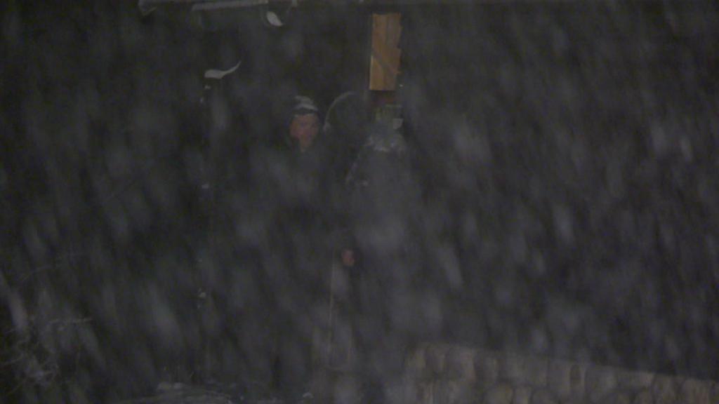 V osudný den v Krkonoších hustě sněžilo