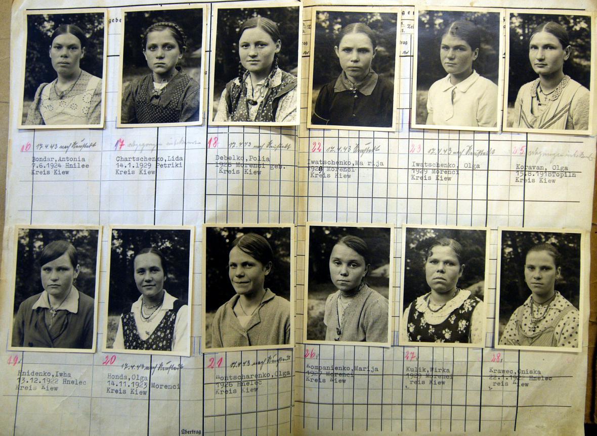 Fotografie z archivu Ivana Rouse